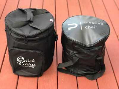 Electric Pressure Cooker Tote Bags | DadCooksDinner.com
