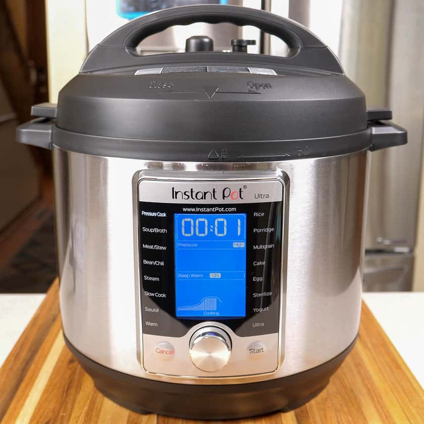 Instant Pot Ultra (may or may not actually be on sale)