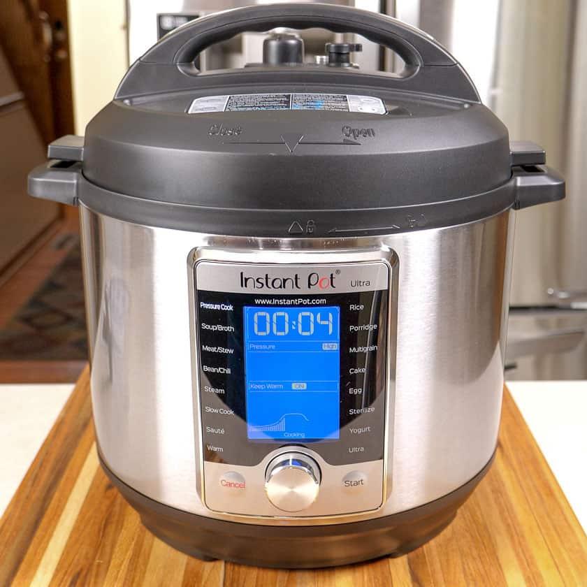 Instant Pot Ultra 6 Quart | DadCooksDinner.com