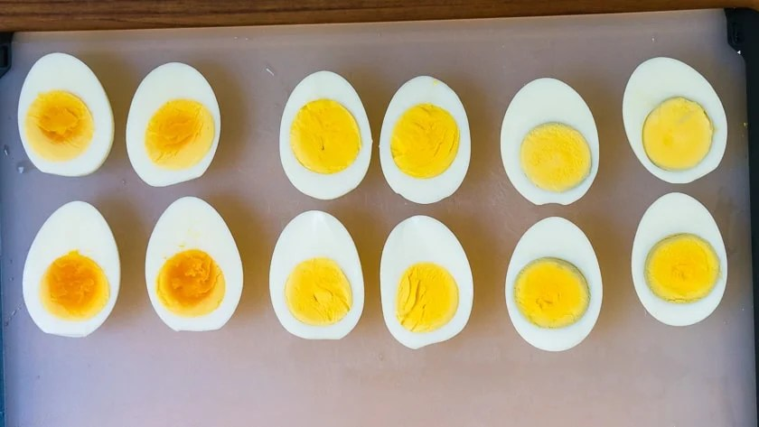 How to make hard boiled eggs in instant pot lux