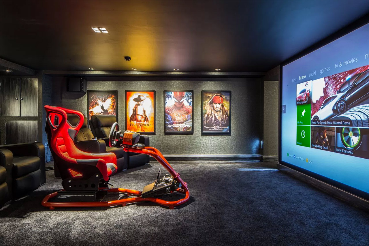 Sara elliott remember the days when people played outside and cooked inside? 4 Steps to Designing a Game Room Your Friends and Family ...