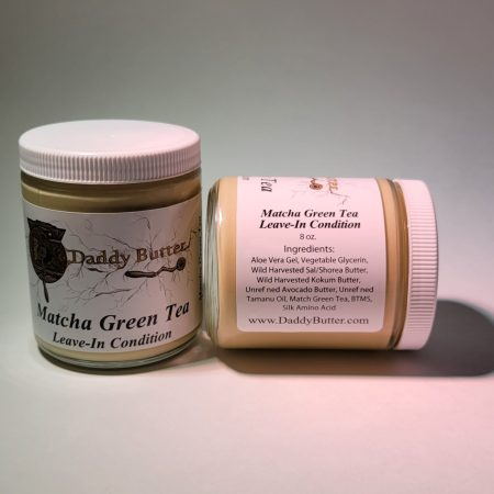 Matcha Green Tea Natural Leave-in Conditioner