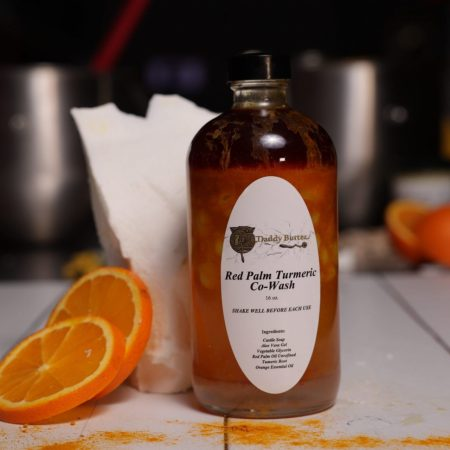 Red Palm-Tumeric Co-Wash