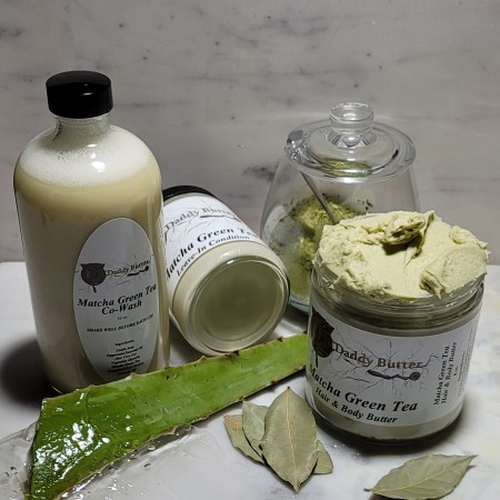 Matcha Green Tea Trio