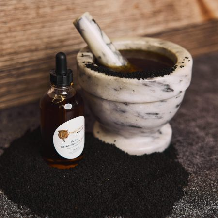 The REAL Egyptian Black Cumin Seed Oil