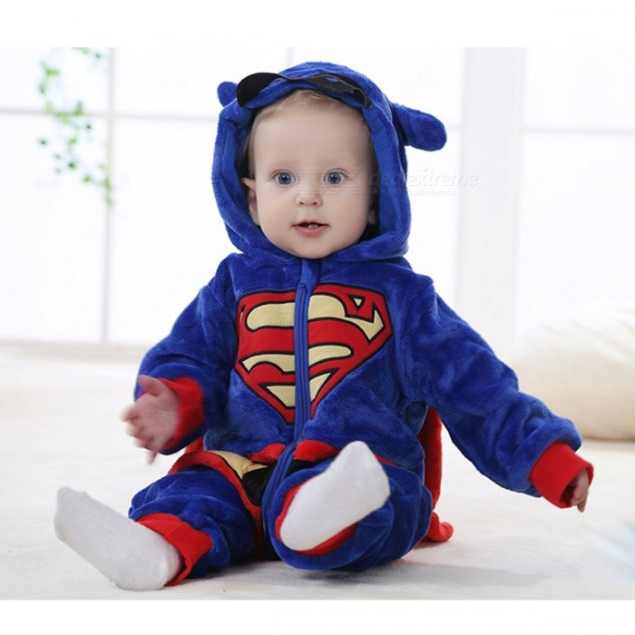 Baby Superman Romper