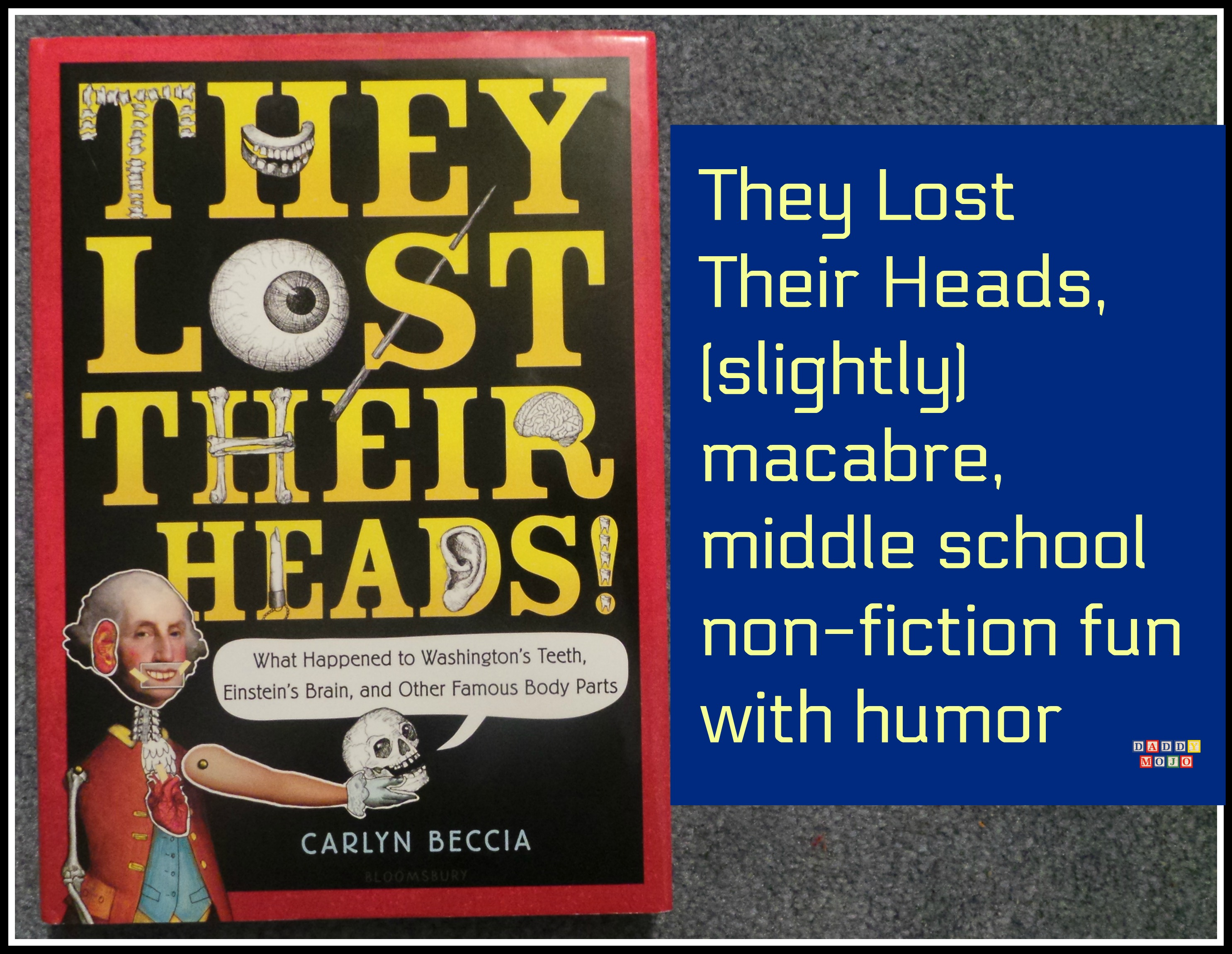 They Lost Their Heads Middle School Non Fiction Fun With