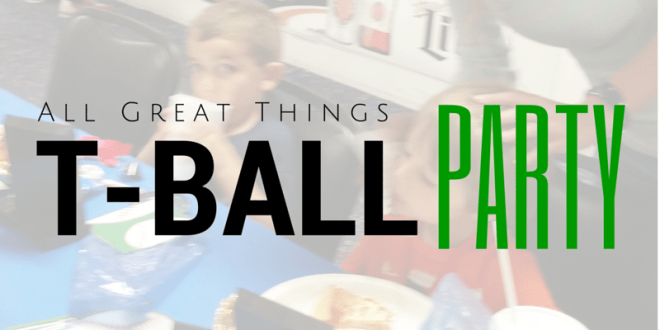 Party T-Ball