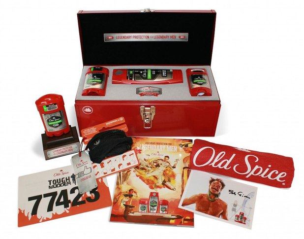 Old Spice Giveaway