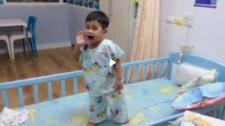 เด็กป่วยก็สร้างความสุขได้
