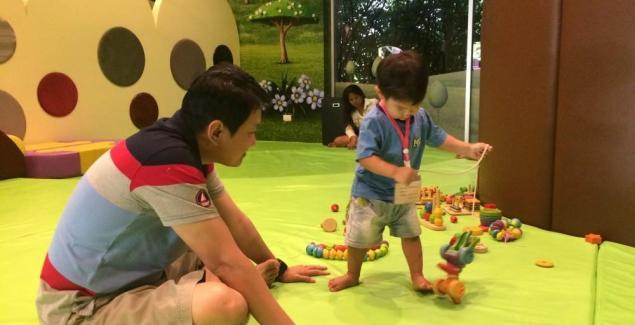 การเล่นส่งเสริมพัฒนาการเด็ก