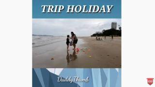 Trip Holiday on Pattaya Beach Resort by DaddyThumb