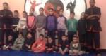 Kung Fu  Shaolin : test  semestriel de passage des  grades