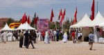 مهرجان الورود الدورة 55 : إعلان المشـاركة في معرض المنتوجات الفلاحية و الصناعة التقليدية