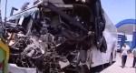 مقتل 7 أشخاص وإصابة 13 آخرين في حادث اصطدام حافلة مع شاحنة بإقليم أزيلال