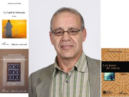 El Hassane AÏT MOH: Auteur de trois romans chez l'Harmattan