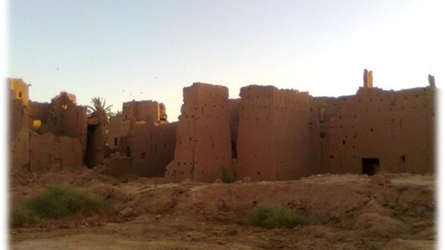 التراث المعماري الأمازيغي بواحة تودغة بين طيات الاندثار والإهمال