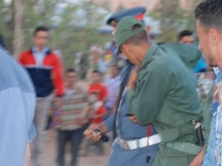 """أمن ورزازات يلقي القبض على """"قبطان مزيف """"ينصب على المواطنين"""