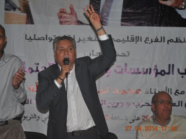 محمد نبيل بن عبدالله