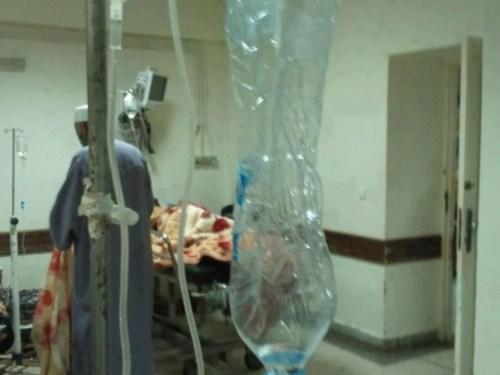 """مريض """"ينزف دماً"""" يختفي من مستشفى بورزازات!"""