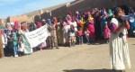 جماعة تلمي: وقفة احتجاجية للمطالبة بإحداث السلك الثانوي التأهيلي بالإعدادية