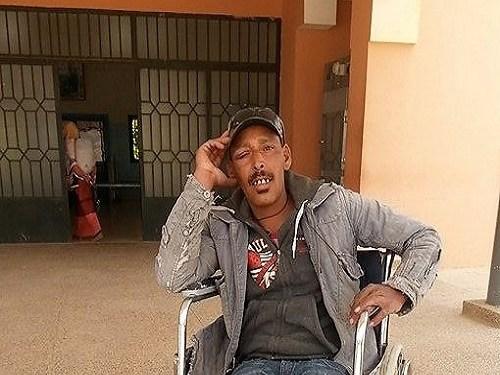 بومالن دادس: صاحب تريبورتور يتهم رجال الدرك بضربه على عينه ب «المينوط» +فيديو