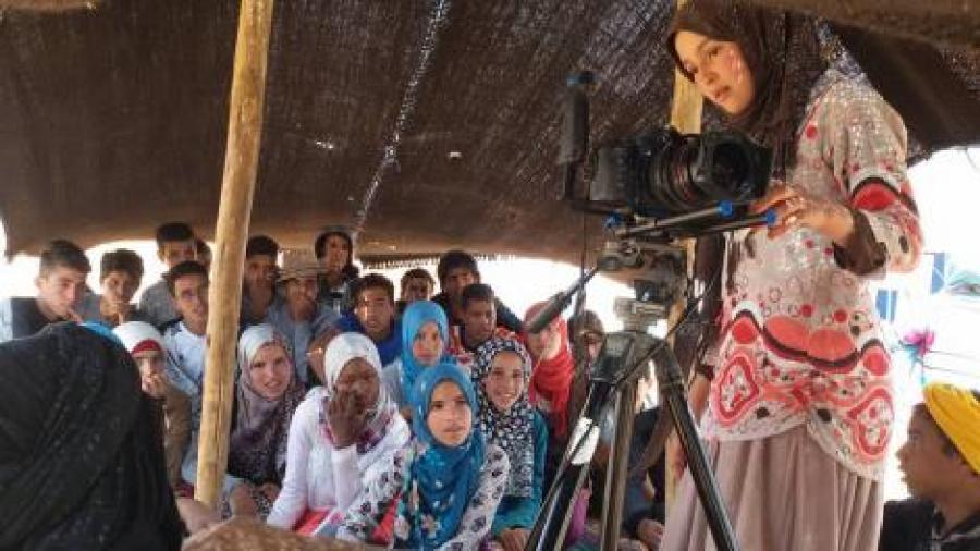 """""""إميضر"""" قصة أطول اعتصام بيئي في المغرب.. 6 سنوات من المبيت فوق الجبل"""