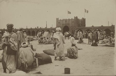 الرشيدية تعيش على إيقاع احتفالية الذكرى المئوية لتأسيس قصر السوق