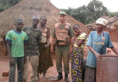 مقتل عسكري آخر من إقليم زاكورة بإفريقيا الوسطى
