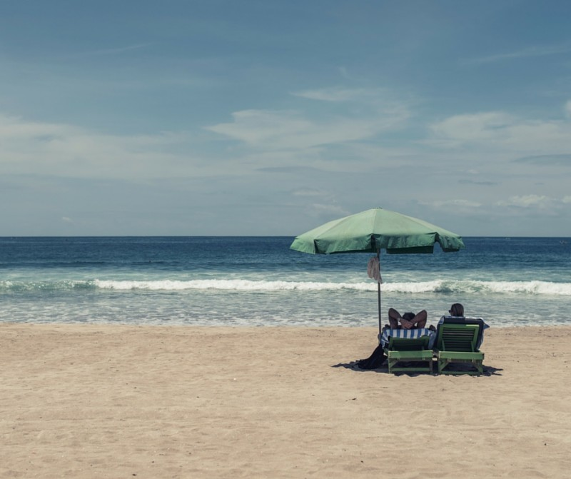 Image of a Beach