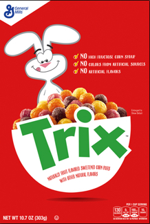 vegan junk food trix