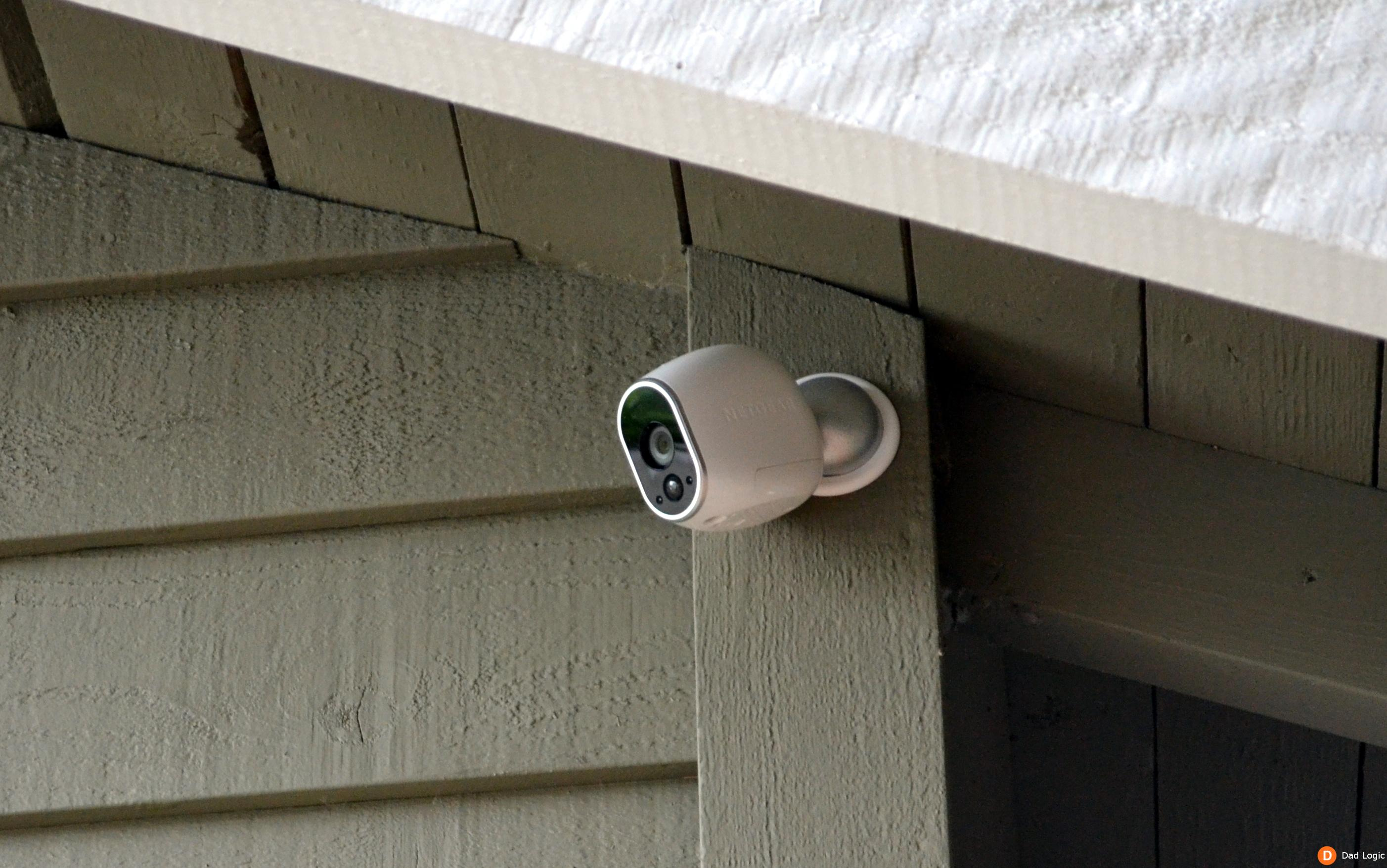 security camera installation nervous system fill in the blank diagram arlo wireless makes it easy to protect