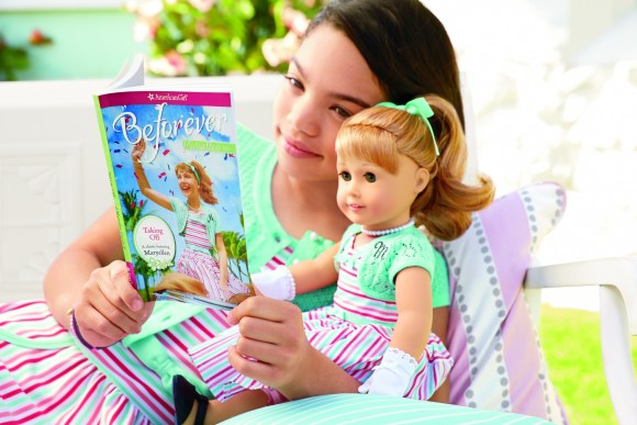 Maryellen Doll and Book-Lifestyle HR