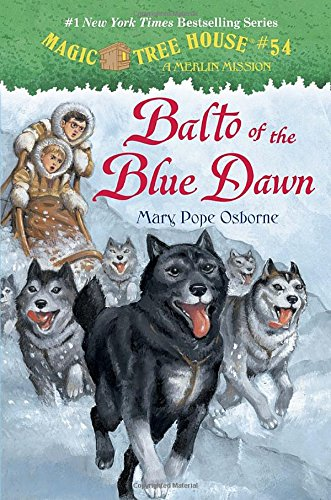 Pack your snowshoes! The magic tree house is taking Jack and Annie to Alaska in this NEW adventure in the New York Times bestselling Magic Tree House series!