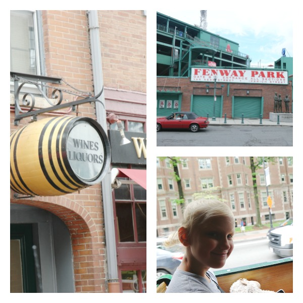 Boston is a town steeped in history. Get brought back in time, learn and have fun!