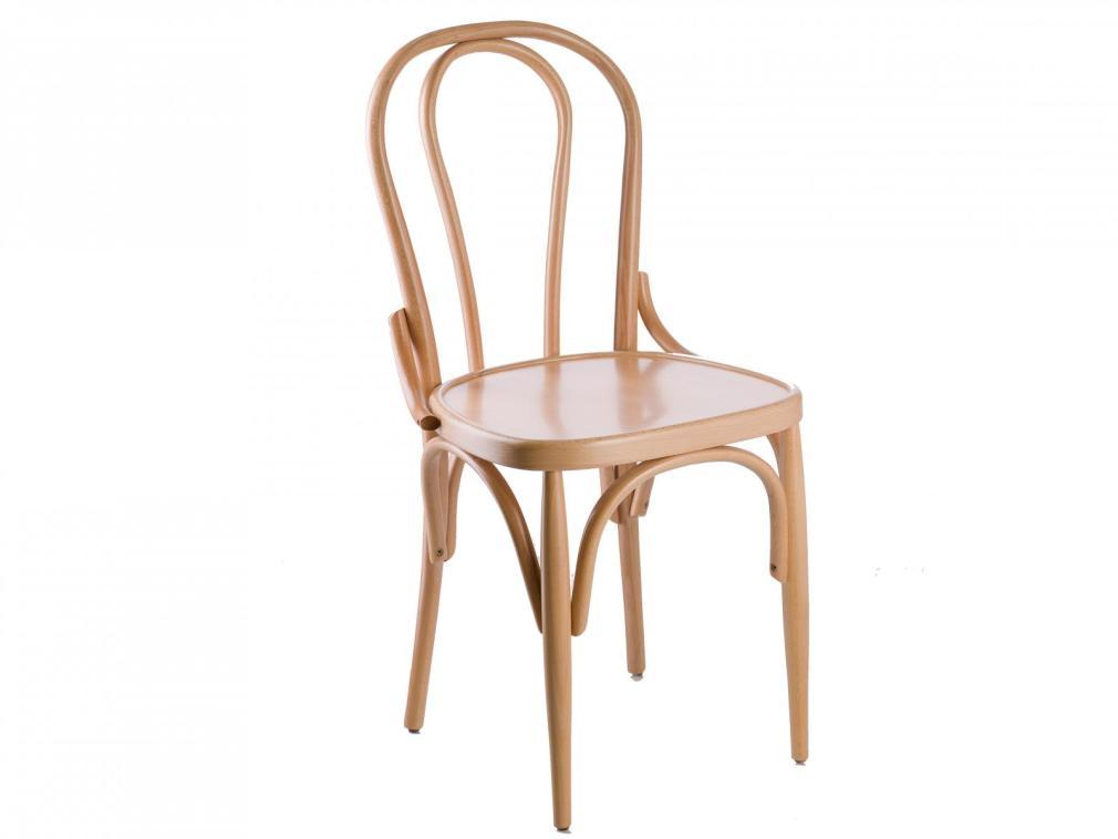 Modelo 7701A asiento tablero acabado natural