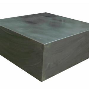 Mesa inca H-45 en plancha de hierro 80x80