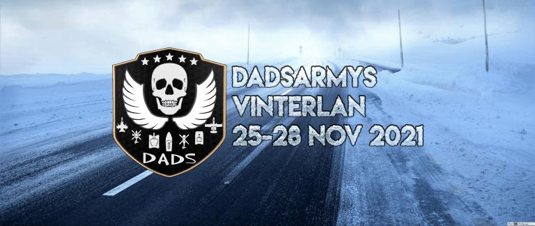 DADS LAN VINTER 2021