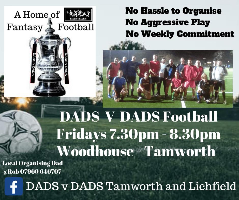 Play Football Tamworth