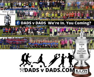 Powerleague DADS v DADS 2