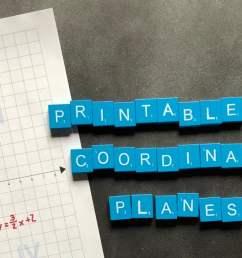 New Printable Coordinate Plane PDFs! [ 576 x 1440 Pixel ]
