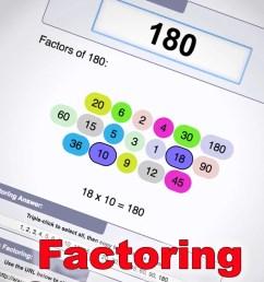 Factoring Calculator [ 1089 x 735 Pixel ]