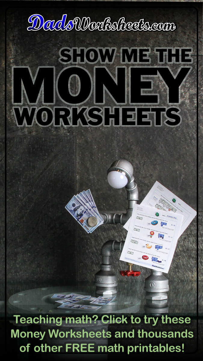 hight resolution of Money Worksheets