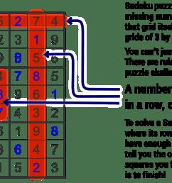 Printable Sudoku Puzzles [ 700 x 1500 Pixel ]