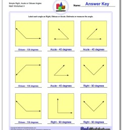 Angles Worksheets Grade 6 [ 1100 x 880 Pixel ]