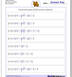 Dividing Fractions Worksheet With Answer Key - Promotiontablecovers [ 1100 x 880 Pixel ]