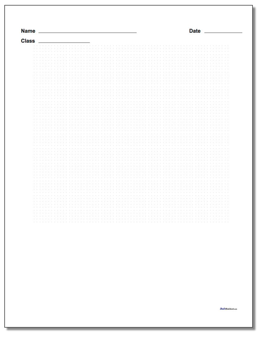 Dot Paper
