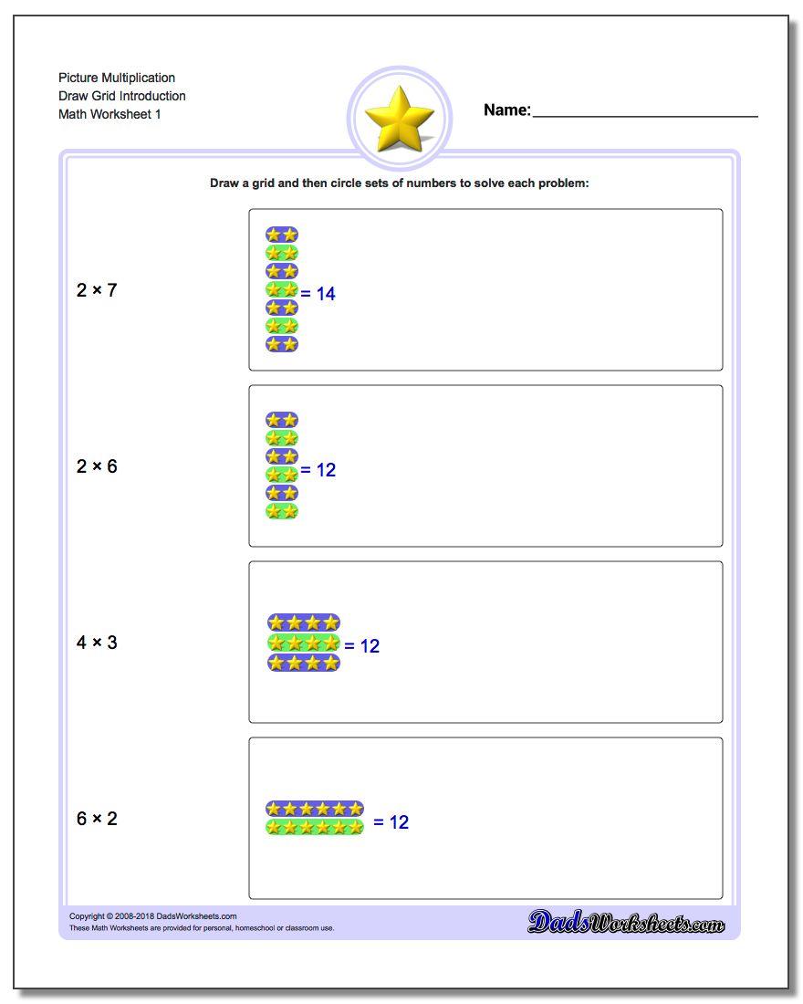Multiplic Ti Dr W Grid