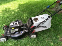 Craftsman Lawn Mower_1845