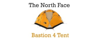 North Face Bastion 4 Tent Review Review